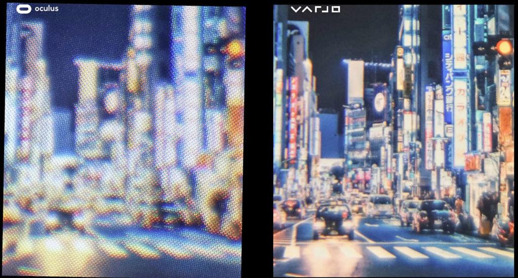 VR-lasien kuvanlaadussa on parantamisen varaa